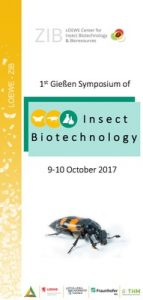 First Giessen Symposium for Insect Biotechnology