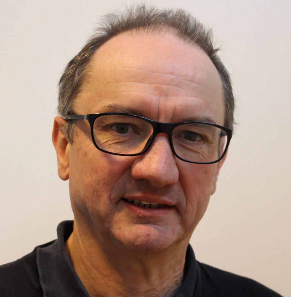 Portrait Heinrich Katz