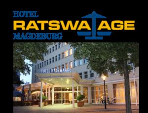 Hotel Ratswaage Magdeburg